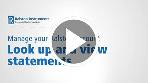 Look Up and View Statements