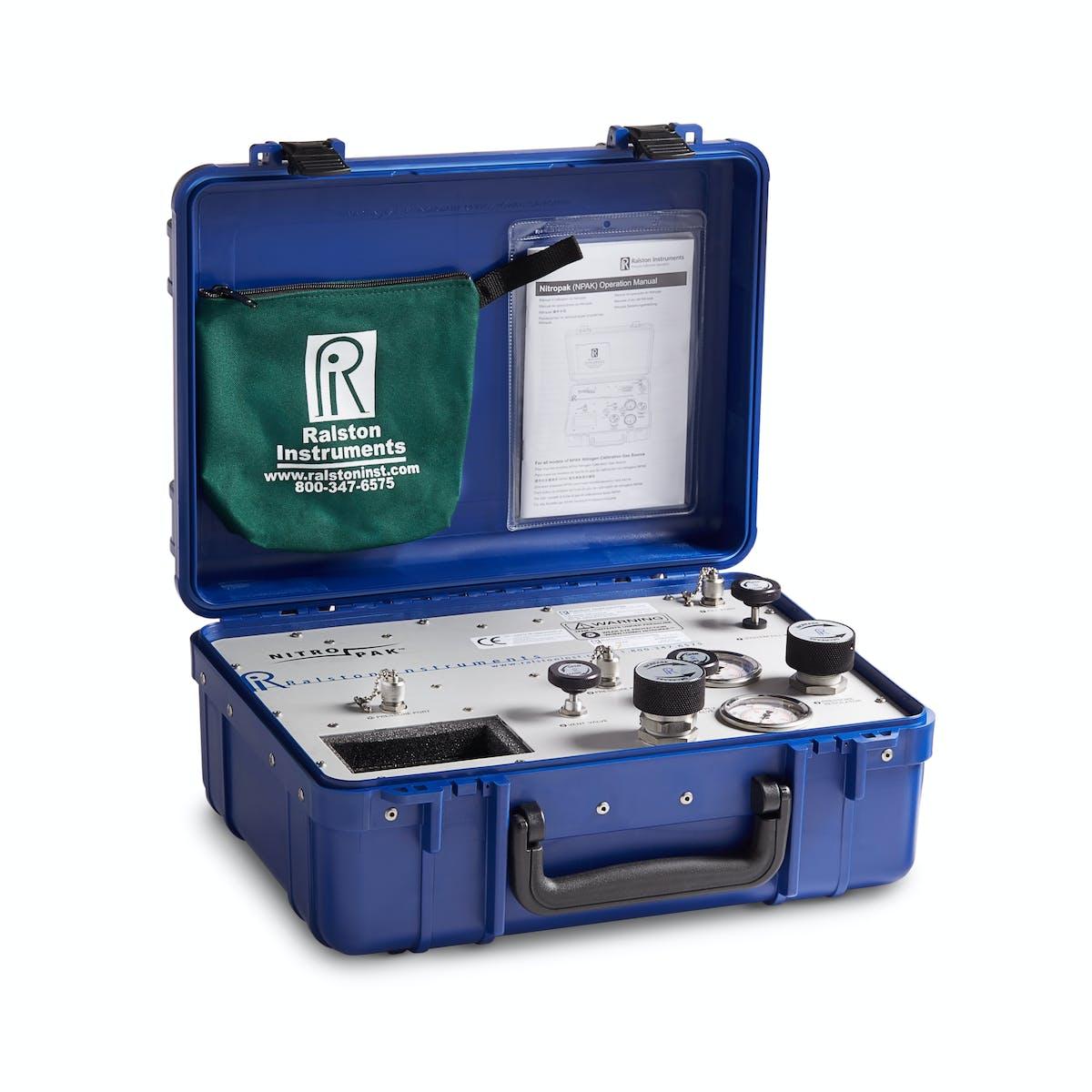 Ralston Instruments NPAK