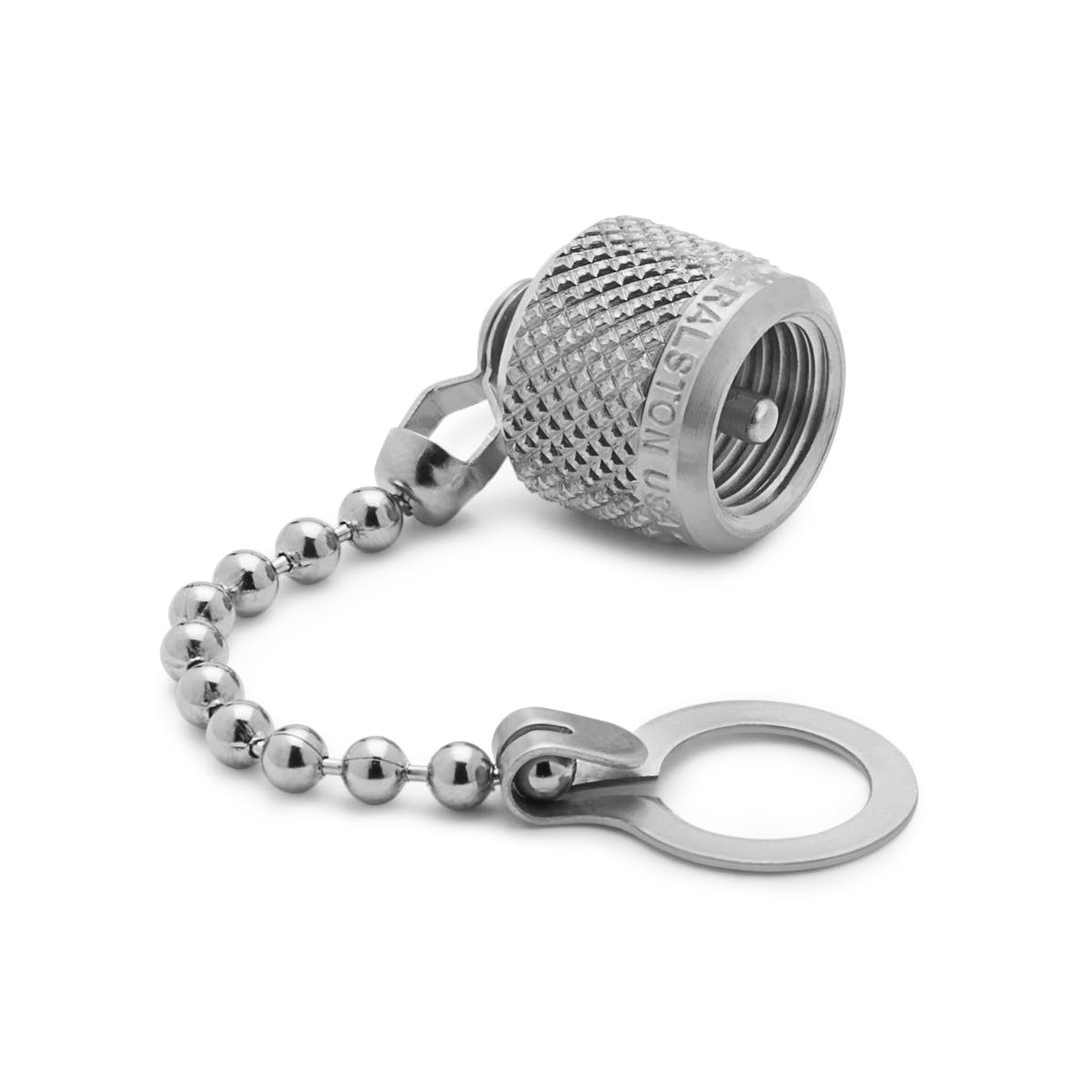 Qtft Cap & Chain
