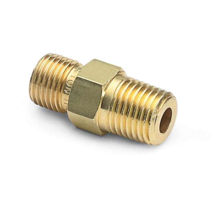 NPT Male Quick-test Adapters