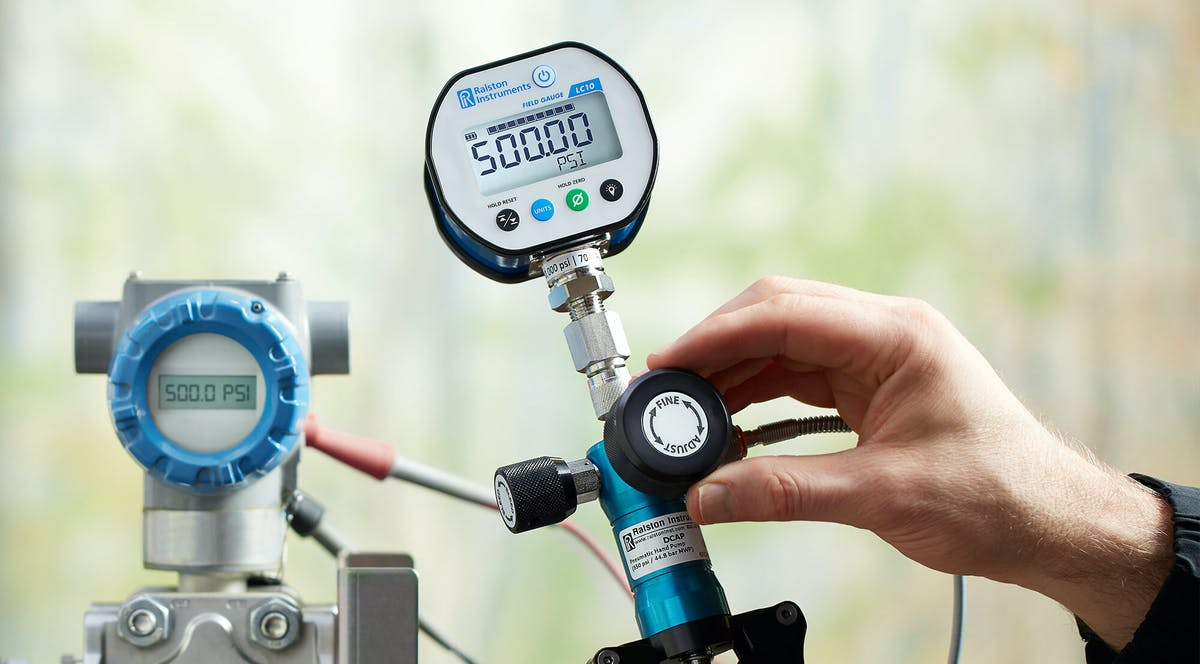 Digital Pressure Gauge Applications