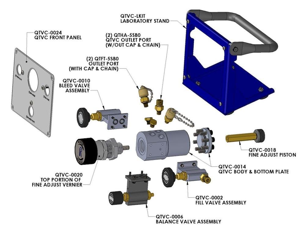 QTVC Replacement Parts