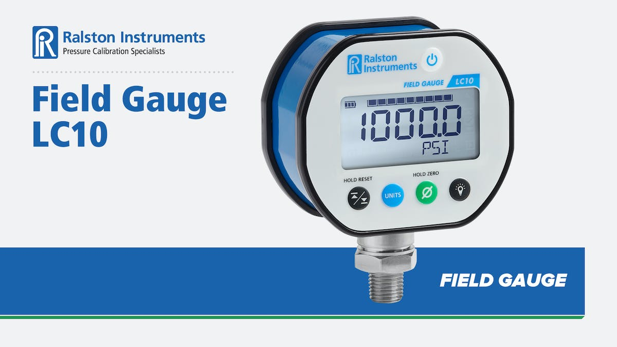 Digital Pressure Gauges – Pressure Calibration Instruments