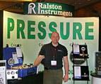 Ralston Takes to the Road