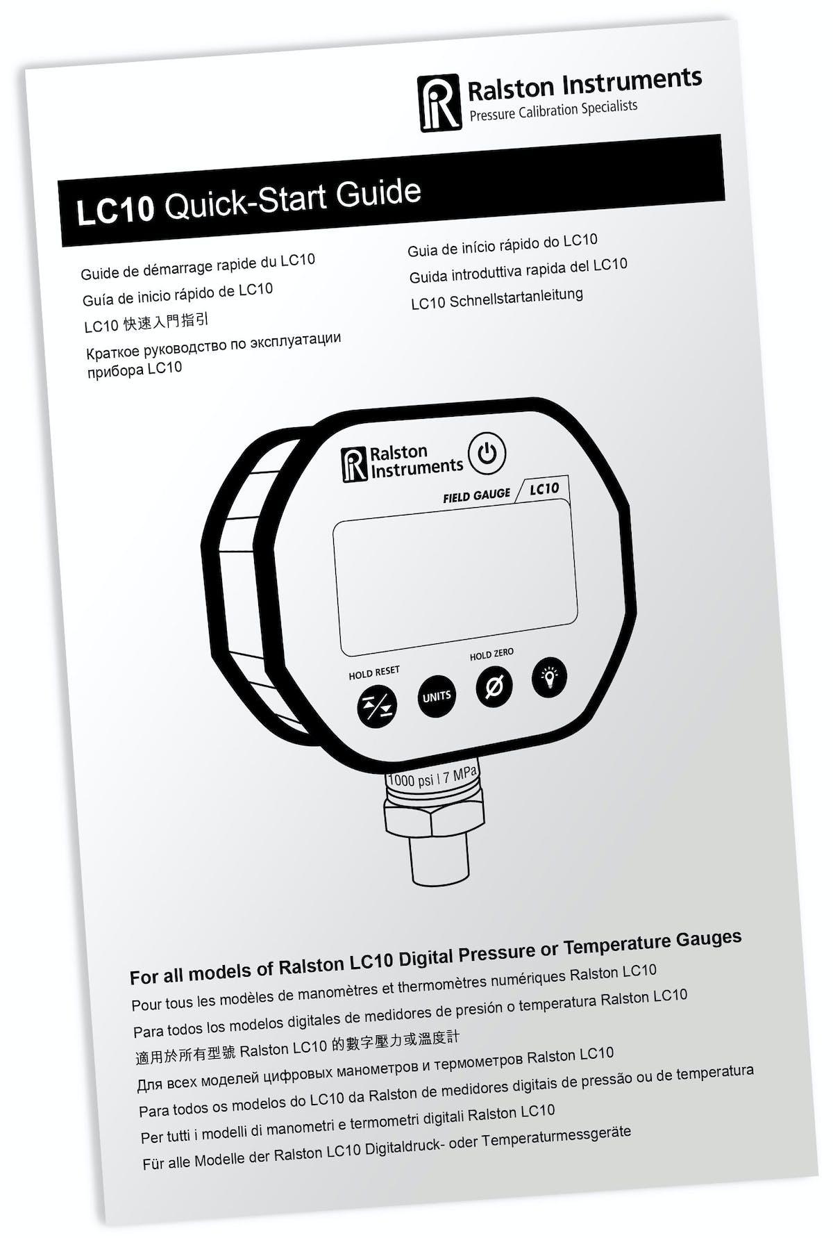 LC10 Manual